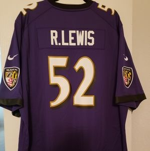 Baltimore Ravens Super Bowl Jersey